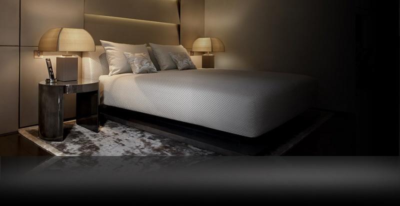 Chambre - Armani Hôtel - Milan