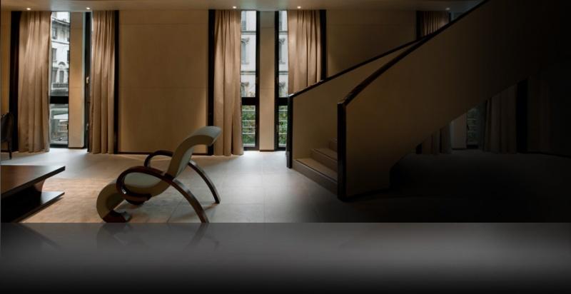 Parties communes - Armani Hôtel - Milan