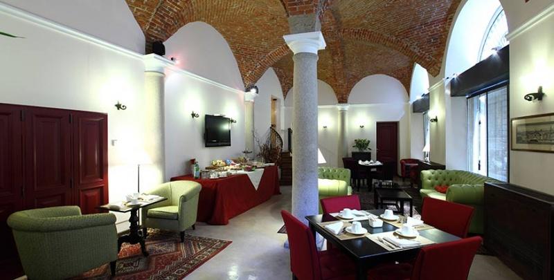 Salon - hôtel Camperio House - Milan