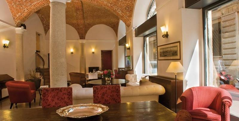 L'Hôtel Camperio House - Milan - centre-ville