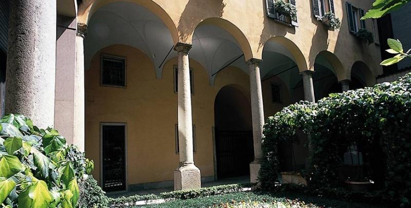 jardin - l'Hôtel Camperio House - Milan