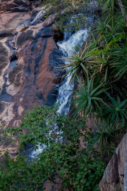Voyage Afrique du Sud - Persephone falls - Swaziland