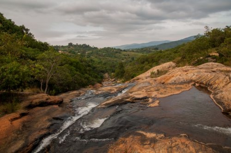 Voyage en Afrique du Sud-Persephones Falls-Swaziland