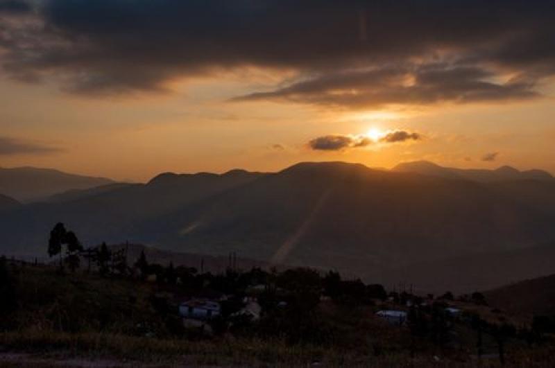 Voyage en Afrique du Sud - montagnes du Swaziland