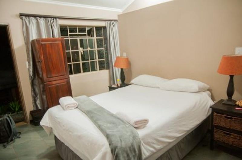 Voyage en Afrique du Sud à l'auberge de jeunesse Lidwala Backpaker Lodge à Ezulwini