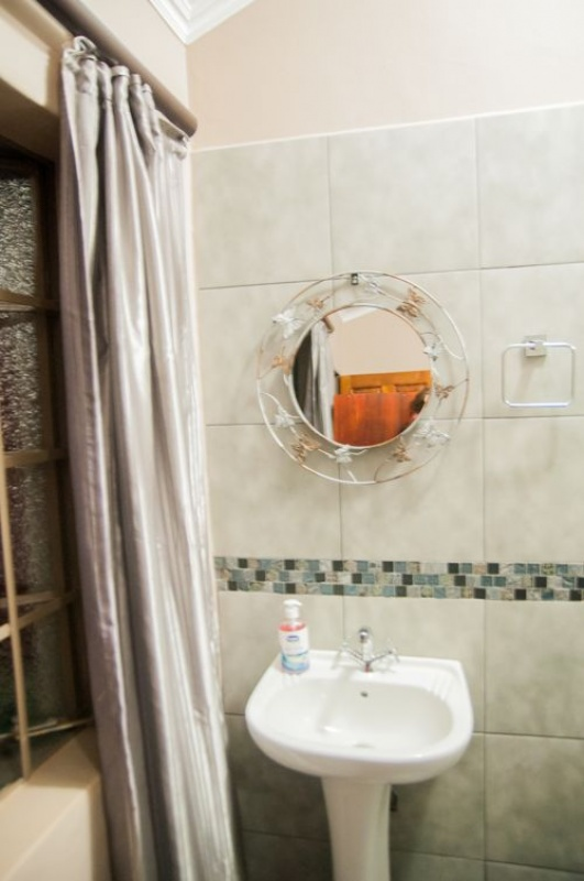 Voyage en Afrique du Sud, salle de bain - Lidwala Backpaker Lodge à Ezulwini
