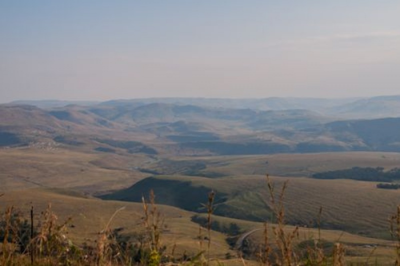 Paysage sublime - Drakensberg -Afrique du Sud