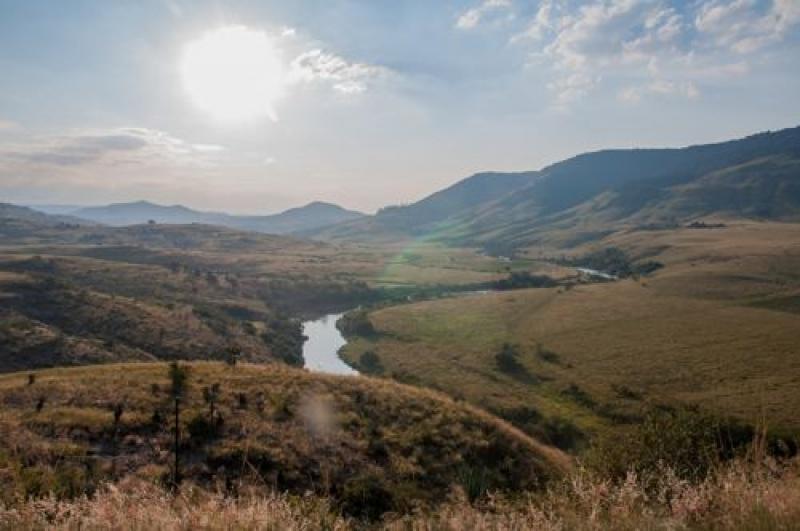 Ruisseaux - Drakensberg - voyage Afrique du Sud