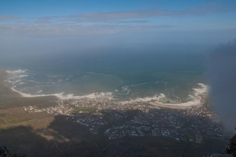Table Mountains - Cape Town - Voyage Afrique du Sud