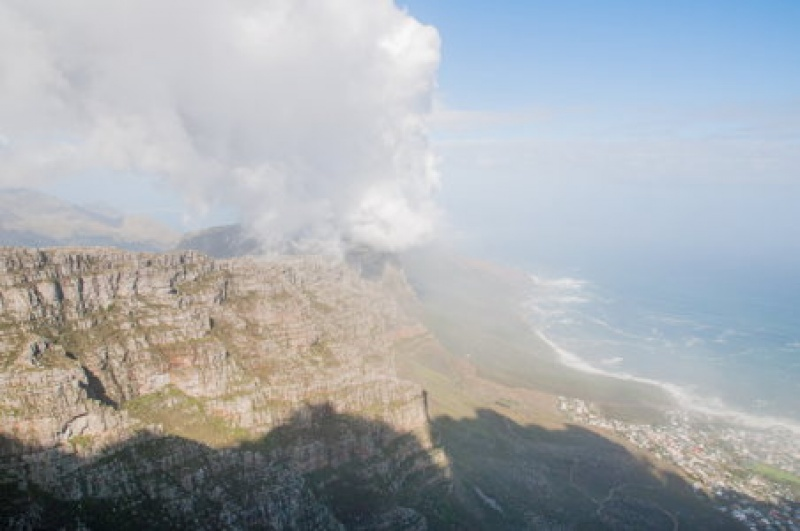 Table Mountains - Cape Town - Afrique du Sud