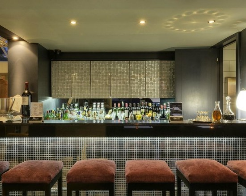 Bar - O On Kloof Hotel - Cape Town