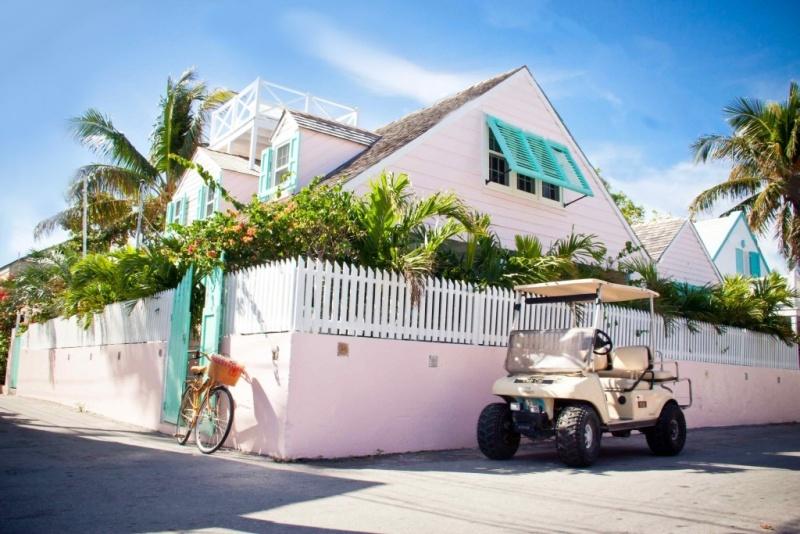 Découverte de Harbour Island aux Bahamas