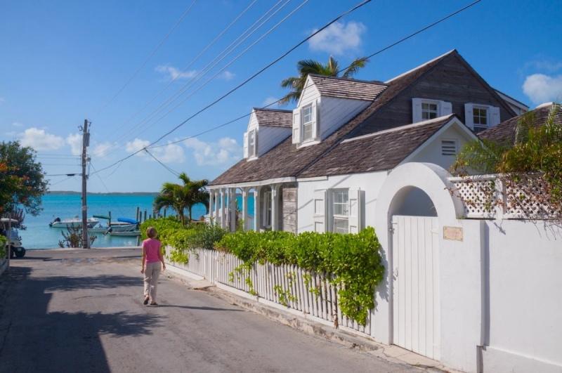 Harbour Island - voyage Bahamas