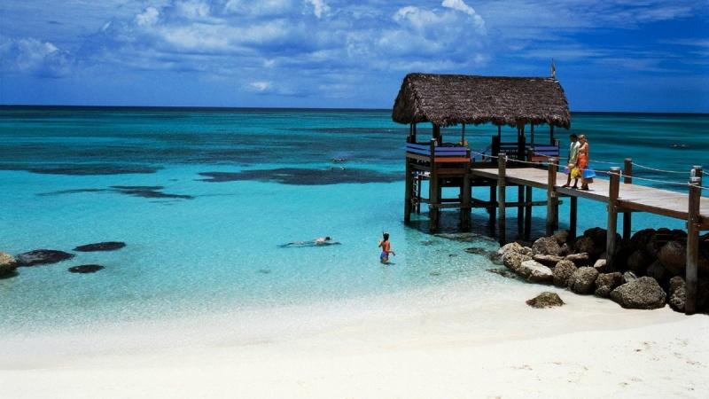 Escale - Harbour Island - voyage Bahamas