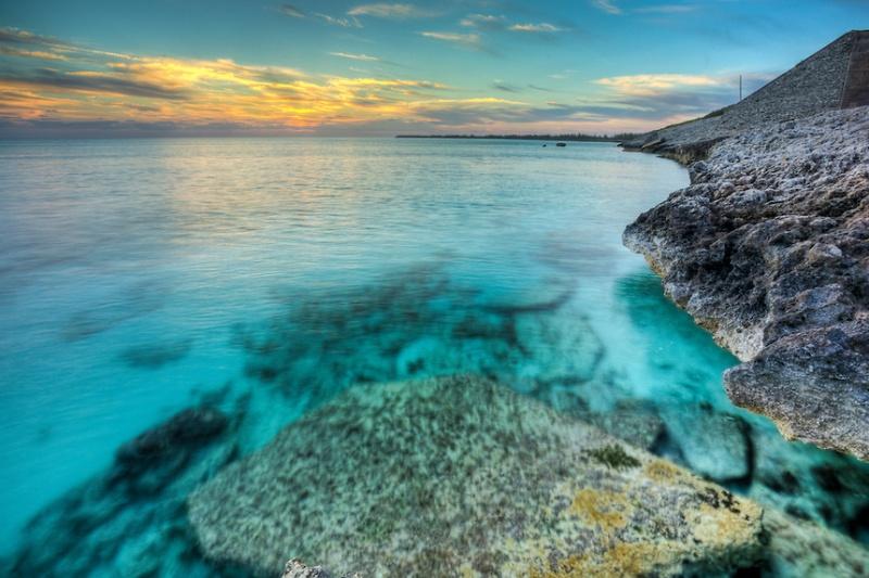 Plages magnifiques - Eleuthéra - Bahamas