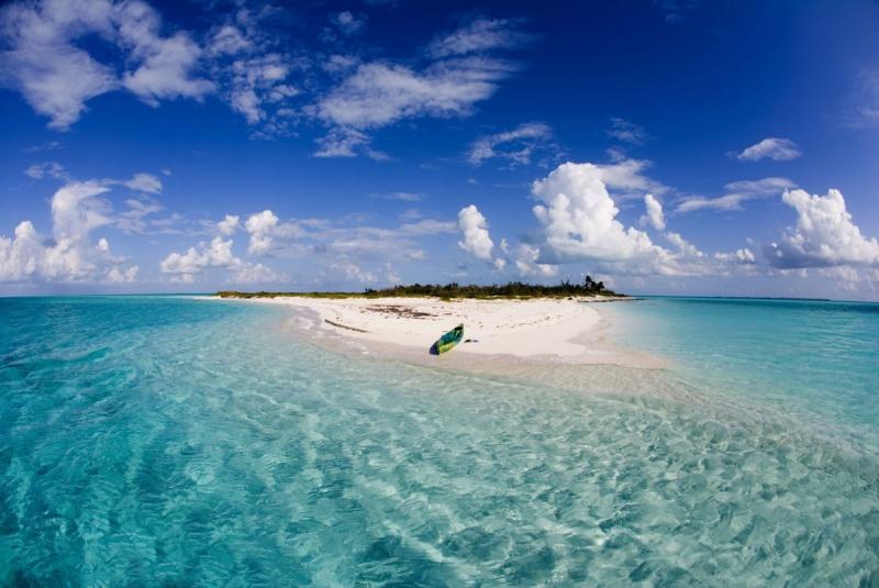 Perdue - océan - Bahamas