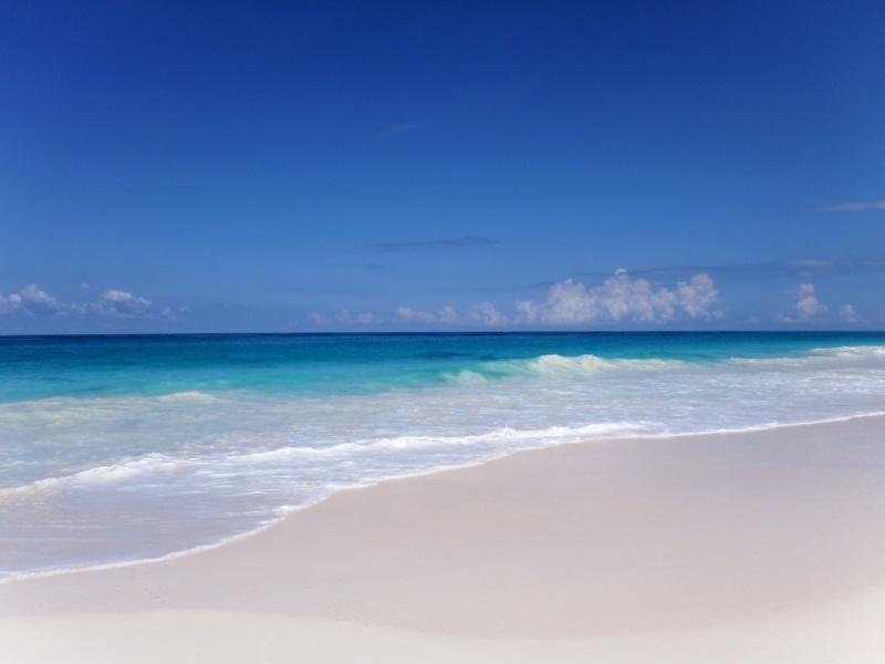 Des plages de dingue - Bahamas