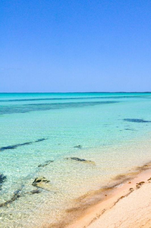 Océan - Eleuthera - voyage Bahamas