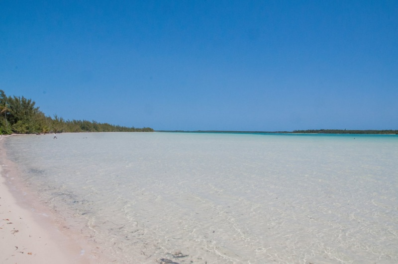 Plage - Eleuthera - Bahamas