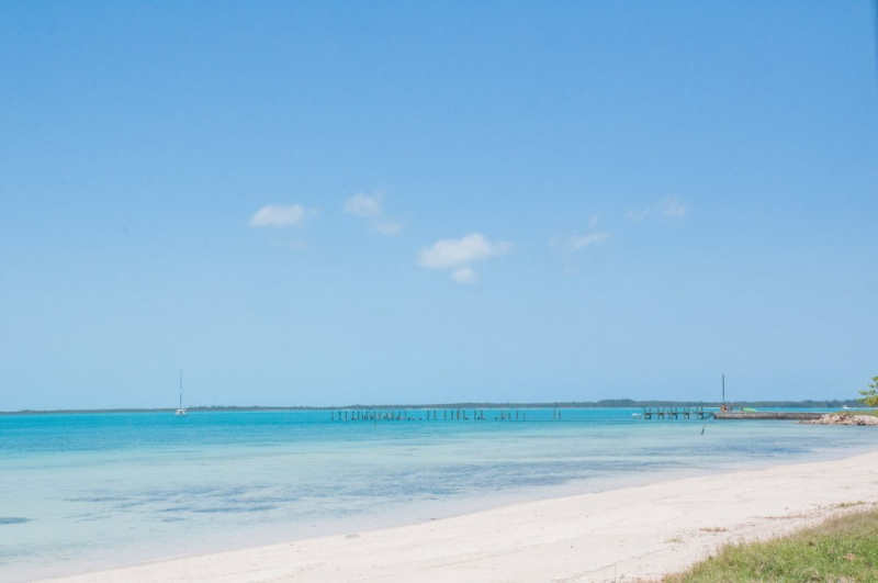 Plage sublime - Eleuthera - Bahamas