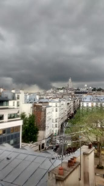 Vue incroyable - Montmartre