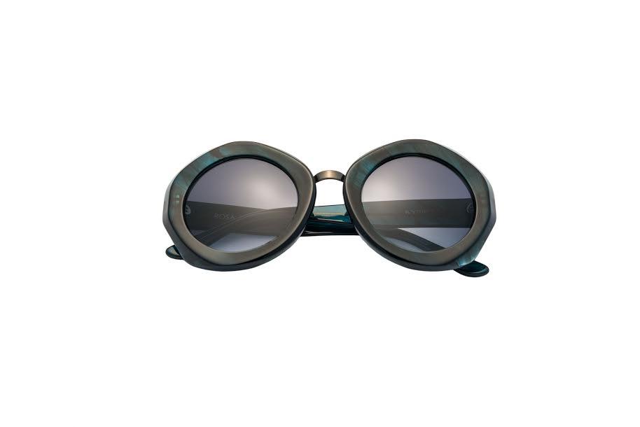 Forme originale - lunettes de soleil - collection Rosa - Kyme