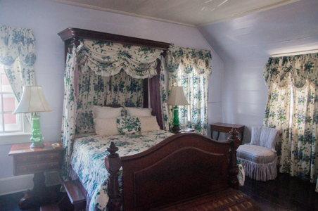 Chambre - maison coloniale - Nassau - Bahamas
