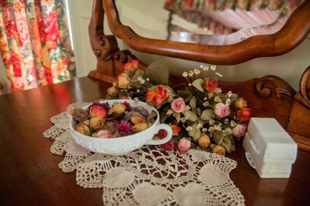 Décoration vintage - maison coloniale - Nassau - Bahamas
