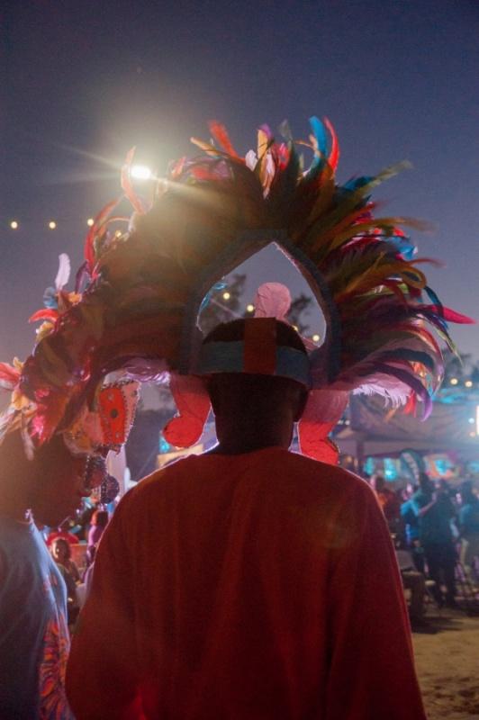 Ambiance - Carnaval Junkanoo - Bahamas