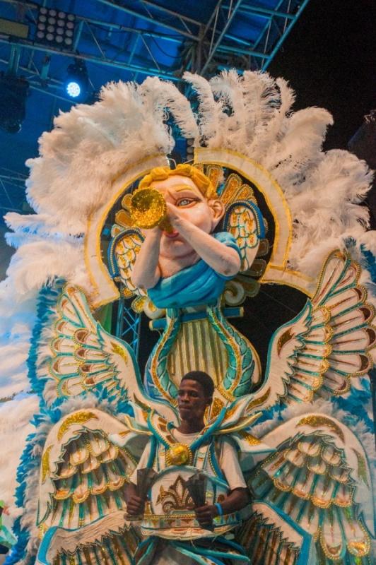Déguisement - Carnaval Junkanoo - Bahamas