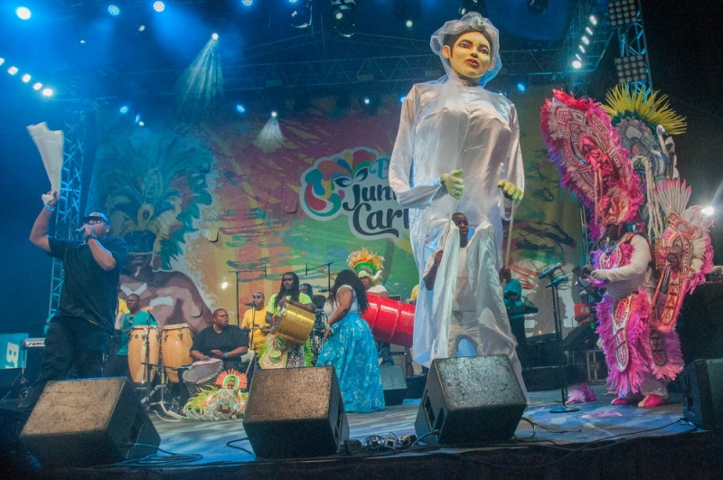 Carnaval Junkanoo - voyage Bahamas