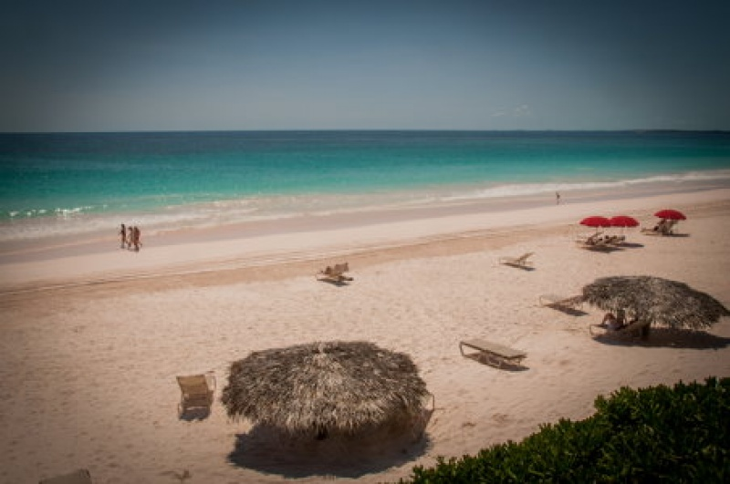 Plage - Coral Sands Hotel - Bahamas - Harbour Island