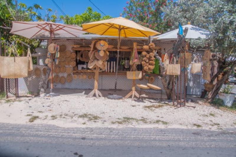 Boutique - Harbour Island - voyage aux Bahamas