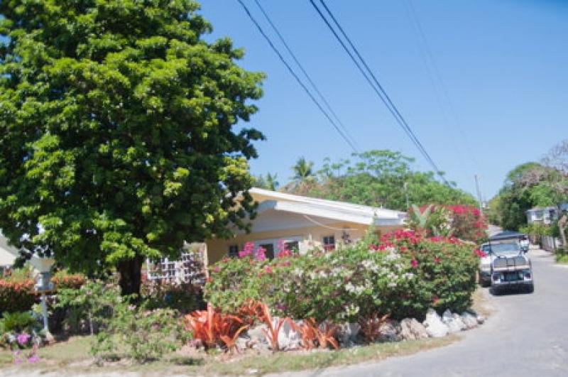 Maison typique - Harbour Island - Bahamas