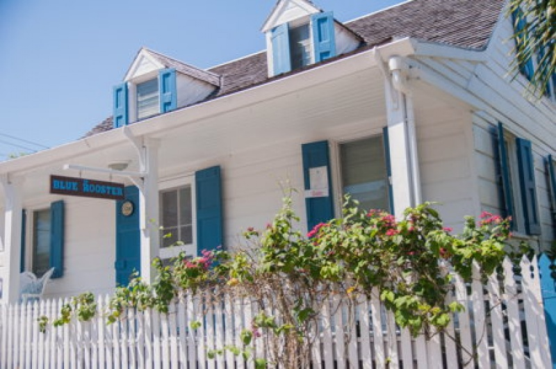 Une autre maison - Harbour Island - voyage Bahamas