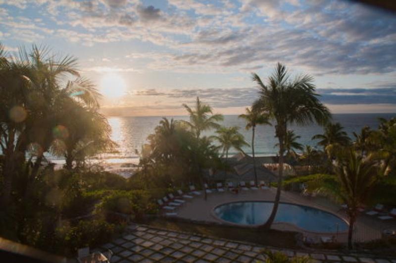 Coucher de soleil - Bahamas - Harbour Island