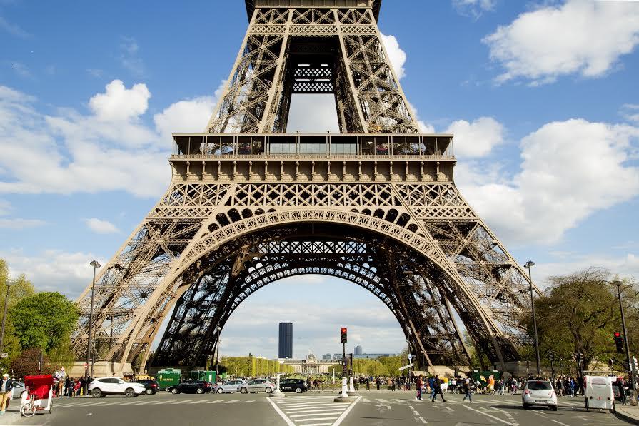 Dormir - étage - Tour Eiffel