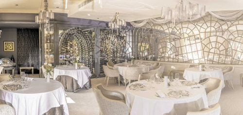 Restaurant - Stelsia château