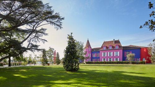 Hébergement insolite -Le Stelsia château -hôtel d'exception