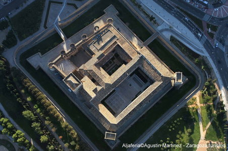 Architecture - palais de la Aljaferia - Saragosse