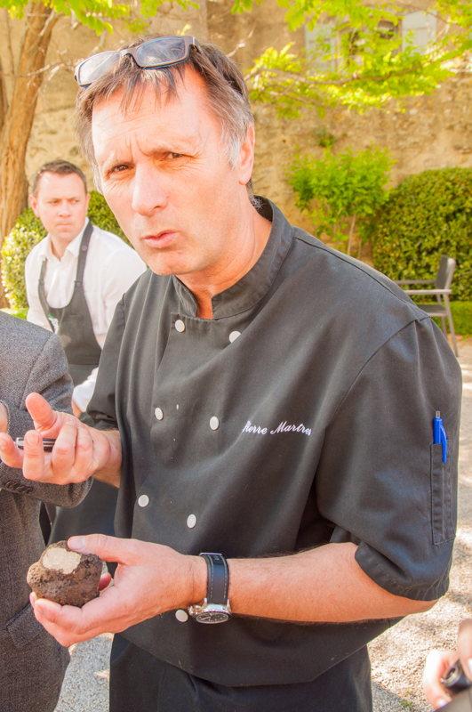 Découvrir des truffes noires dans le Vaucluse