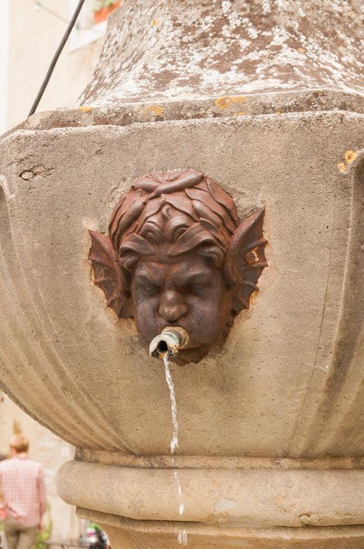 La fontaine de Flassan