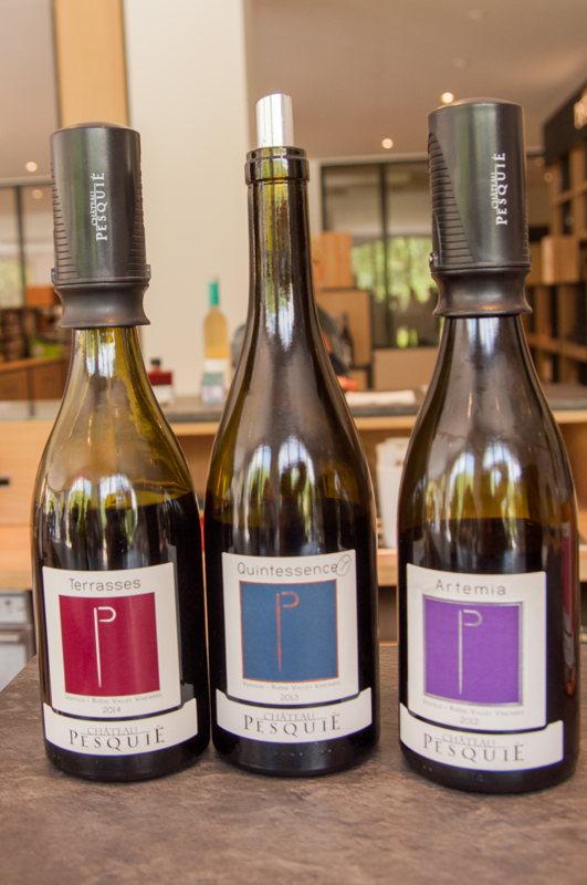 Voyage en Vaucluse : Les vins de caractère du Château Pesquier