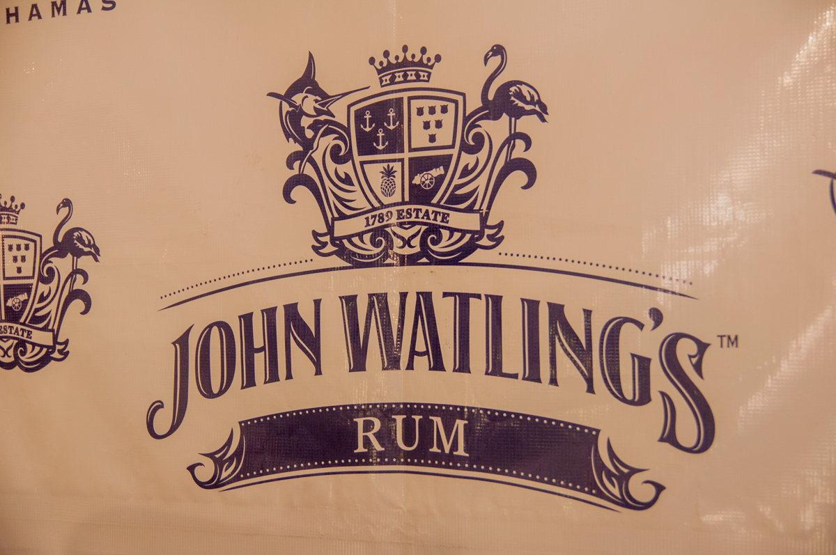 Ecussons-John Watlings- voyage aux Bahamas