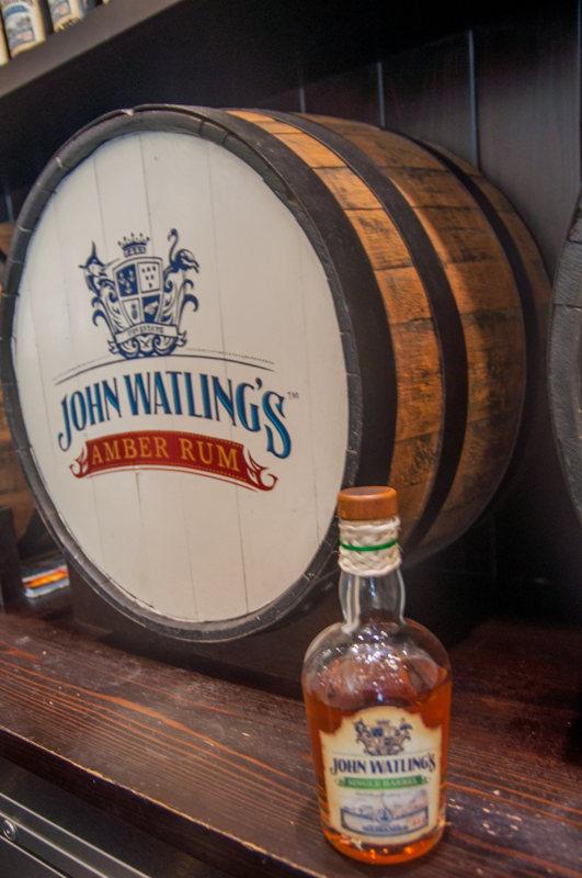 Distillerie John Watlings - voyage Bahamas