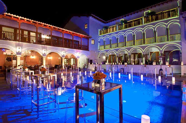 Piscine - Palacio Nazarenas - Cuzco