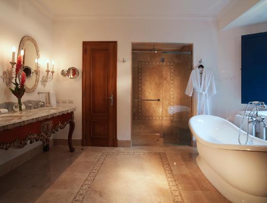 Salle de bain - Palacio Nazarenas - Cuzco
