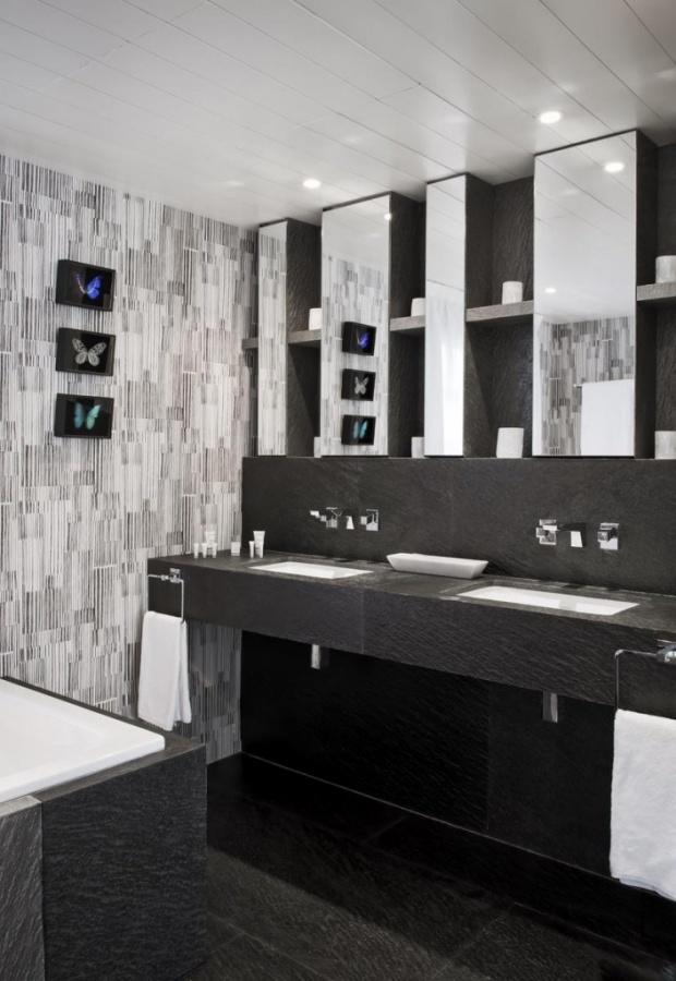 La salle de bain - l'île aux oiseaux