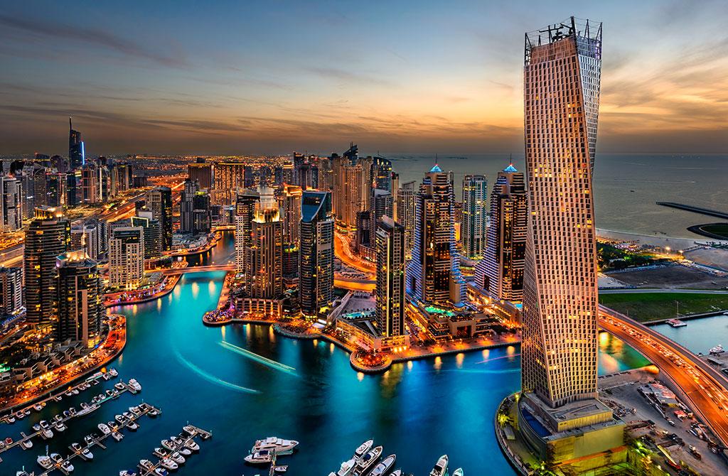 Voir Dubaï - croisière - tour du monde