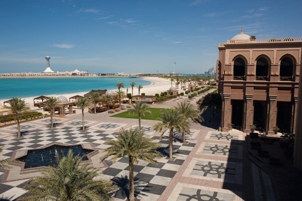 Emirats Arabes Unis - croisière - tour du monde